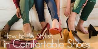 Comfortable Stylish Heels How To Look Stylish In Comfortable Shoes Bridgette Raes Style Expert