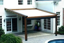 Backyard Awnings Ideas How To Build Awning Luxury Patio Awning Ideas And Patio Awning