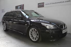 used bmw 5 series estate for sale used bmw 5 series 535d m sport 5dr auto estate diesel high spec