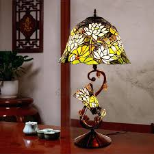 stained glass light fixtures home depot stained glass light fixture leaded shade amber pendant vintage