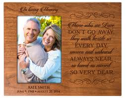 personalized in memory of gifts personalized memorial gift in memory of and wedding