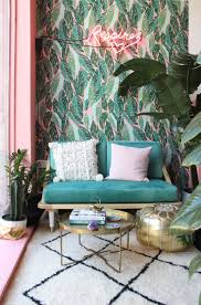 pinterest mylittlejourney tumblr toxicangel twitter our custom beni ourain rug in such a beautiful decor from baba souk wallpaper by green and pink interiors and home decor with lush gold brass accents