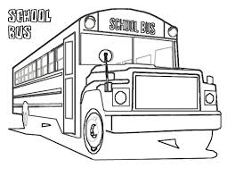 coloring page school free coloring pictures of school buses murderthestout