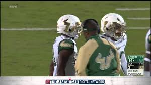 ucf vs usf has lowest ratings of series