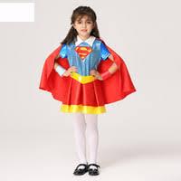 Supergirl Halloween Costumes Cheap Girls Supergirl Costumes Free Shipping Girls Supergirl