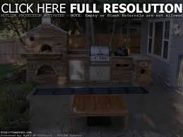 appliance outdoor kitchen oven outdoor kitchen plans pizza oven