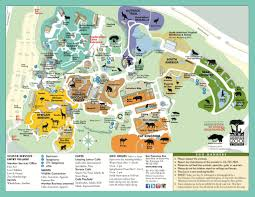San Francisco Tram Map by San Francisco Zoo Map Michigan Map