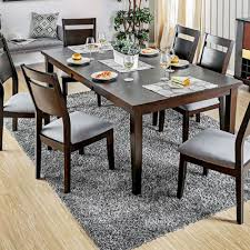 transitional dining room tables joinville i transitional dining table
