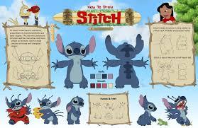 draw stitch ribera deviantart
