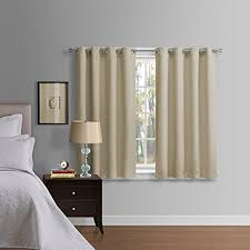 Amazon Thermal Drapes Amazon Com Luxury Homes Thermal Insulated Blackout Curtains With