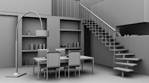 render this model is for free download interior 3d model interior