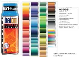 spray paint color charts dutch graffiti