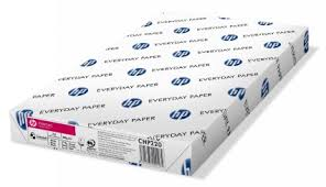 hp a3 white everyday printer paper 500 sheets whsmith