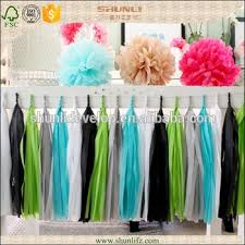 tissue streamers decoration diy hanging crepe paper streamers buy crepe
