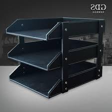 Desk Filing Organizer Desktop File Rack 4 Brilliant Desk File Holder Shop