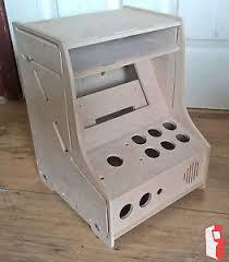 mame arcade cabinet kit arcade mini dk bartop flat pack cabinet kit mame raspberry pi ebay