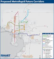 Q44 Bus Map Hart Metrorapid Service The Global Transit Guidebook By Hartride