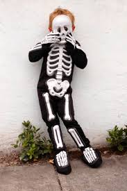 Skeleton Halloween Costume Ideas by