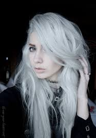 how to make hair white forget about gray these looks will make you want to dye your hair