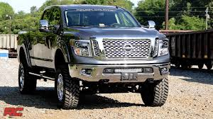 nissan cummins lifted the rise of a titan youtube