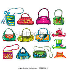 beautifully designed vector set beautifully designed colorful woman stock vector