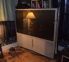 rear projection television wikipedia