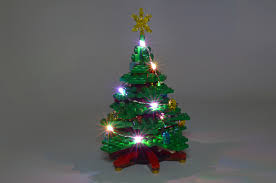 Light String Christmas Tree by 10 Light Color Changing Led Light String For The Brickstuff Lego