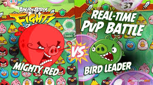 angry birds fight update adds pvp battle angrybirdsnest