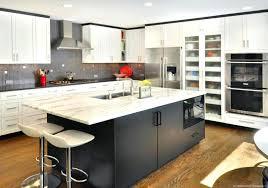 kitchen bar top ideas bar top ideas kitchen ideas on a budget black white tile pull out