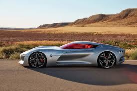 renault f1 concept by design renault trezor concept automobile magazine