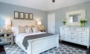 Black And White Bedroom With Grey Walls Black And White Bedroom Decor Rectangle White Minimalist Stained