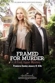 framed for murder on hallmark mysteries tv review