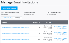 Follow Up Email For Business how to create and send email invitations for your event