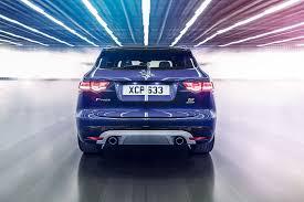 jaguar f pace trunk hail the pace jaguar f pace driven car february 2016 by car