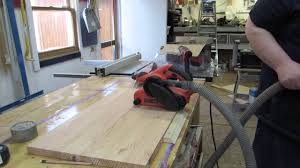 Finishing Laminate Flooring Finishing The Laminate Table Top Youtube