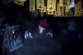man dies inside haunted house ride at hong kong theme park