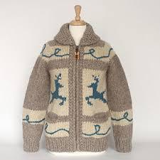 ravelry graphic deer sweater pattern by fergano