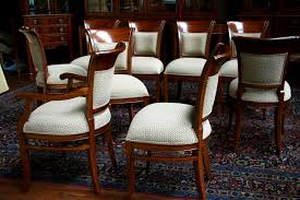 Custom Upholstered Dining Chairs Bedroom Agreeable Upholstered Dining Chairs Leather Room Best