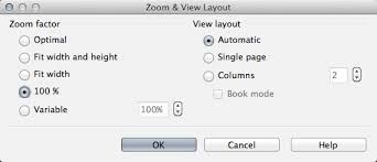 layout view zoom writer s document views apache openoffice wiki