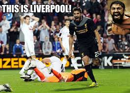 Funny Soccer Meme - this is liverpool funny soccer image