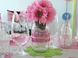 baby shower centerpieces for tables plan a gorgeous baby shower on a dollar store budget