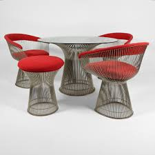 Warren Platner Chair Platner Arm Chairs Help With Refinishing Questions