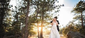 outdoor wedding venues in colorado unique and rustic outdoor wedding venue in colorado aspen grove