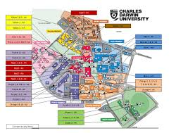 American University Campus Map Your Way Around Casuarina Campus Charles Darwin University