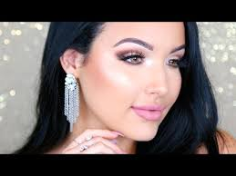 glowing birthday glam makeup tutorial 47beauty glowing