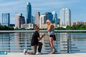 Wedding Photographer Austin Austin Wedding Photographer Engagement And Proposal Session