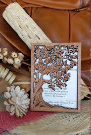 Engraved Wedding Invitations 21 Original Wood Wedding Invitation Ideas Weddingomania