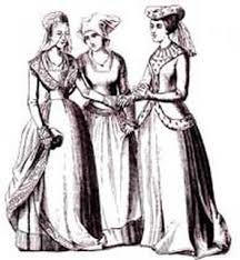 medieval women fashion medieval fashion