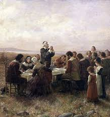 thanksgiving americans feast gather in tradition and gratitude