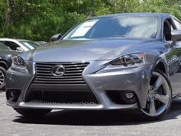 lexus is350 convertible 2015 used lexus is 350 4dr sedan rwd at alm roswell ga iid 16736377
